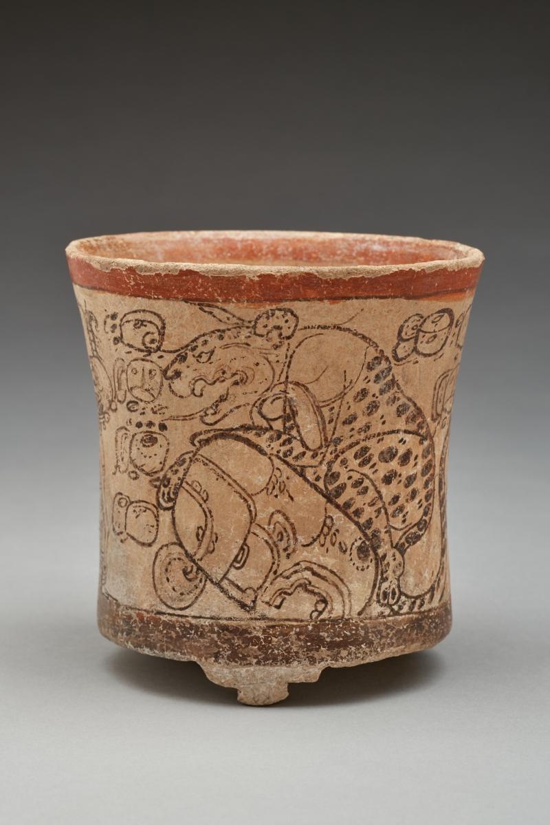 Codex-style Vase with