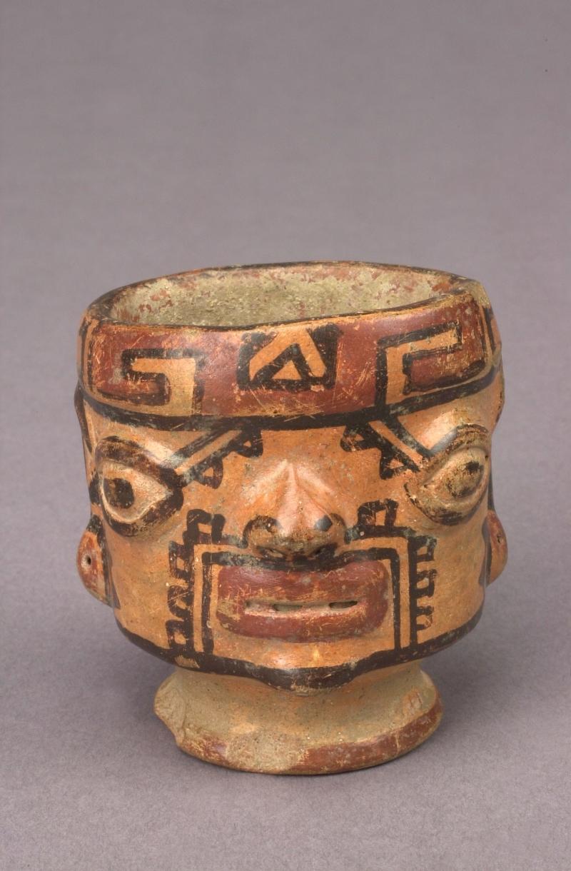 Miniature Head-form Pedestal Cup