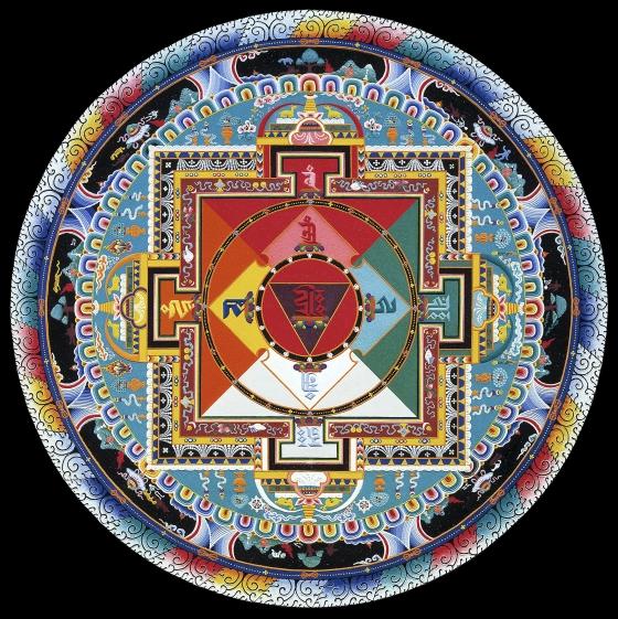 Hayagriva Mandala