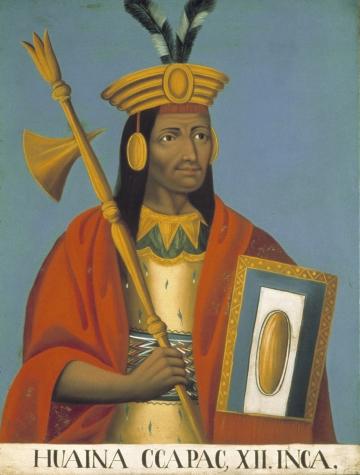Huaina Ccapac, XII, Inca