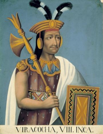 Viracocha VIII, Inca
