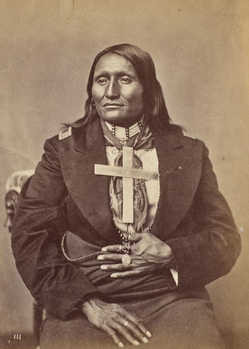 Whoak-Poo-No-Bats or Wopohwats (White Shield), Cheyenne