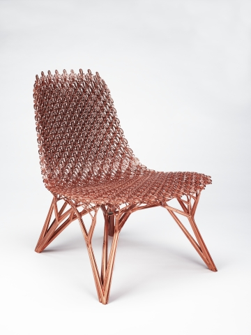 Microstructures Adaptation Chair (Long Cell) Prototype