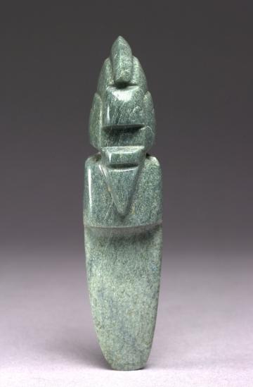 Bird-form Celt Pendant