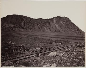 Cinnabar Mountain, Devils Slide