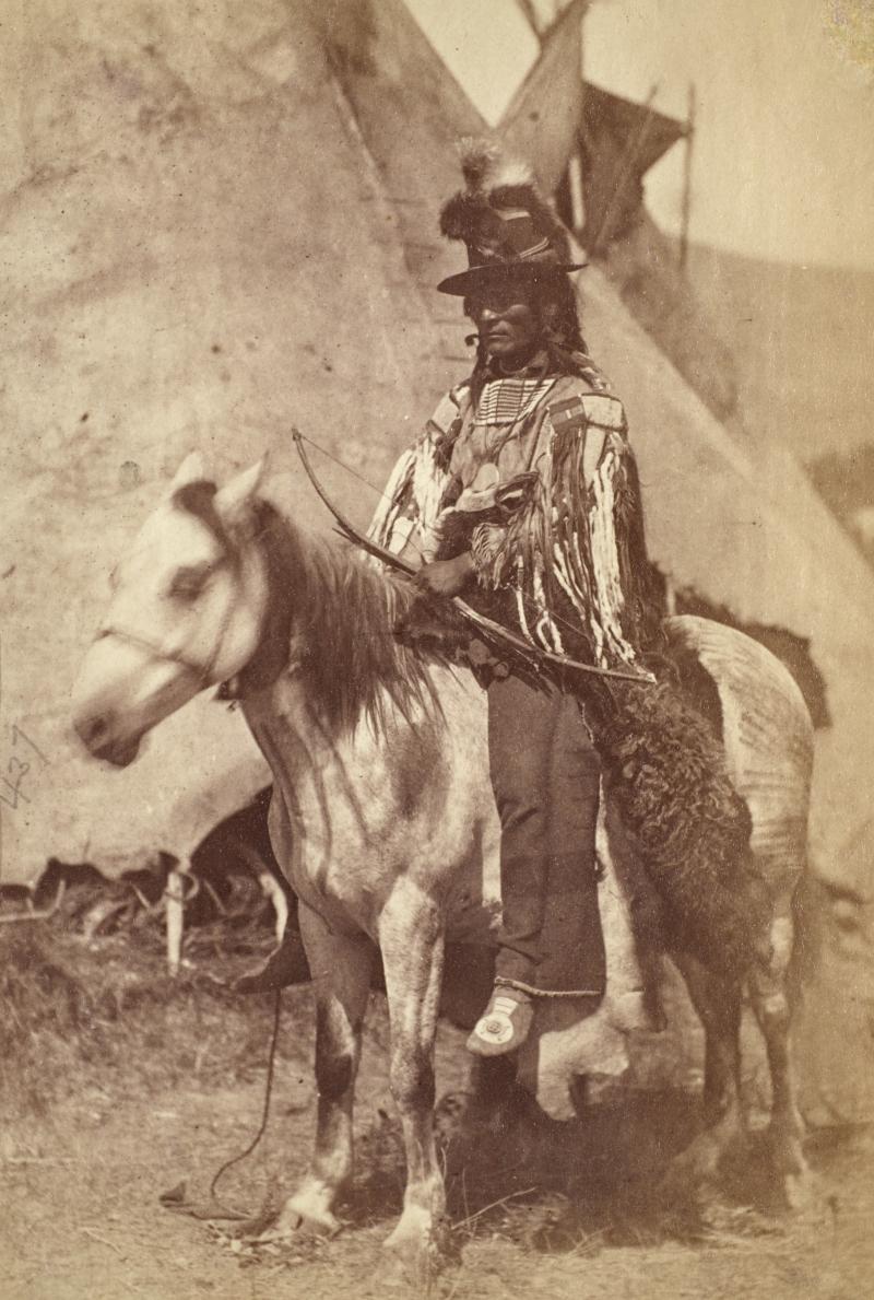 Chief Looking Glass, Nez Percé