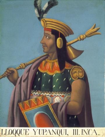 Lloqqe Yupanqui III, Inca