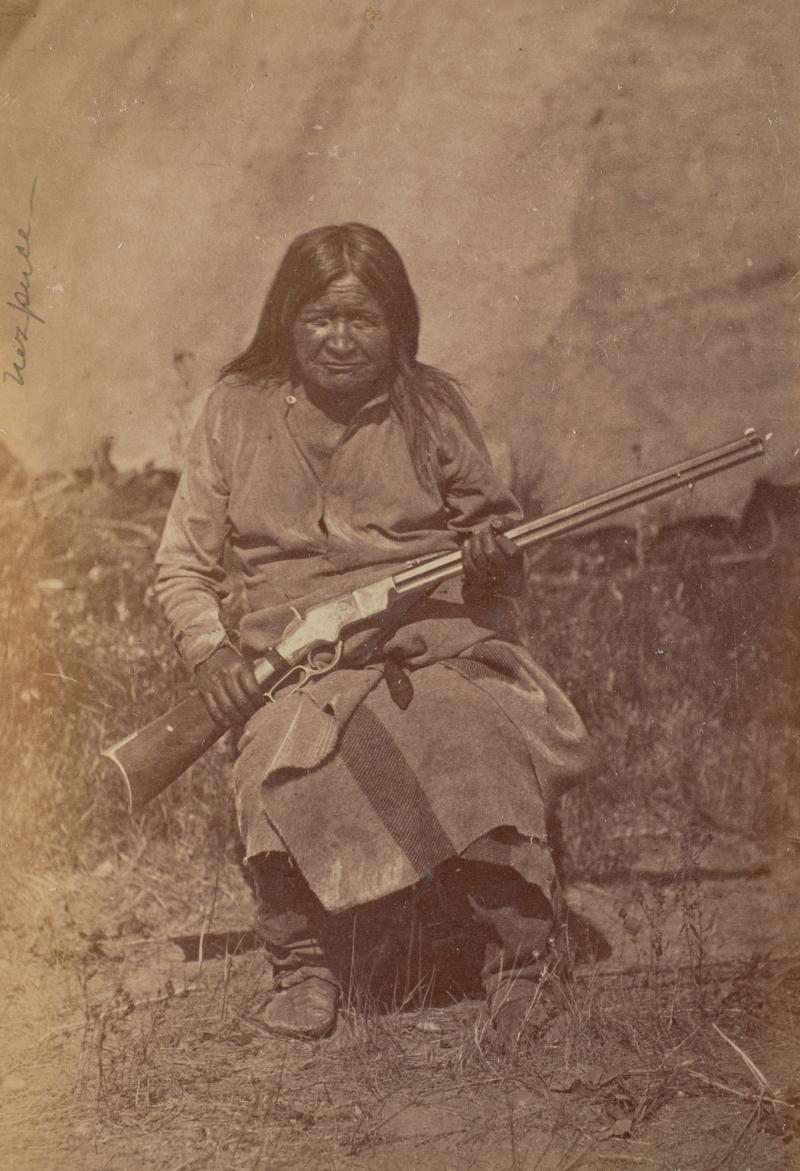 Tzi-Kal-Tza or Halahtookit (Daytime Smoke), known as Clark, Nez Percé