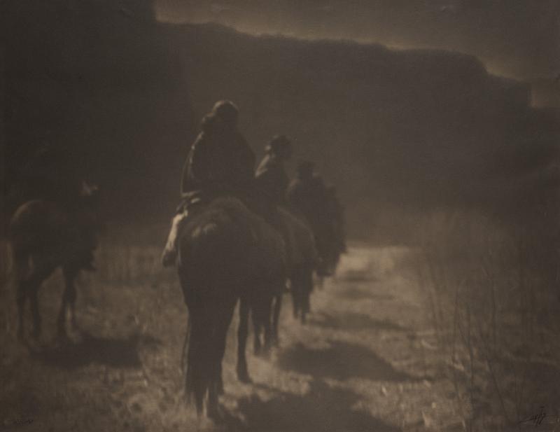 The Vanishing Race – Navaho