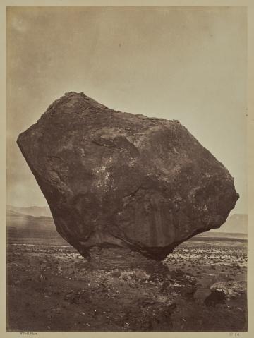 Perched Rock, Rocker Creek, Arizona