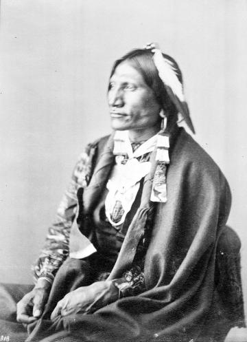 Ta-Tan-Ka Wa-Shte or Tatanka Waste (Good Buffalo or Good Buffalo Bull), Oglala Lakota