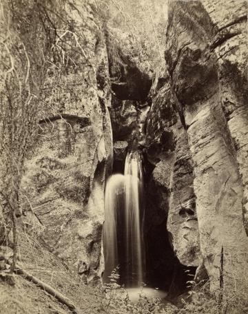 Winslow Cascade, Winslow Creek, Utah