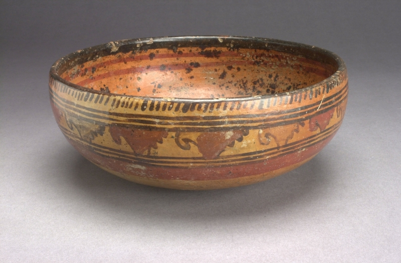 Bowl with Painted Designs
