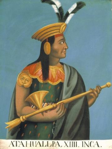 Atahuallpa, XIIII, Inca