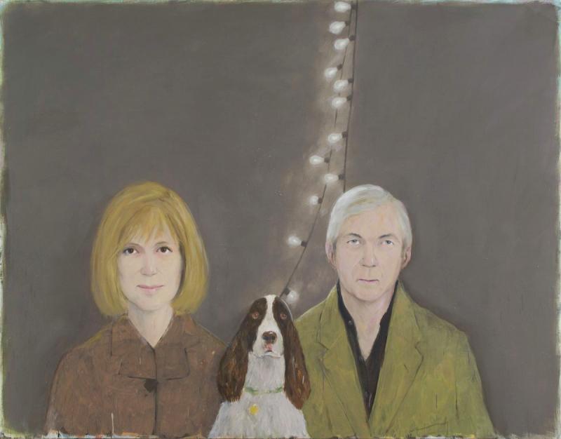 Portrait of Vicki and Kent Logan
