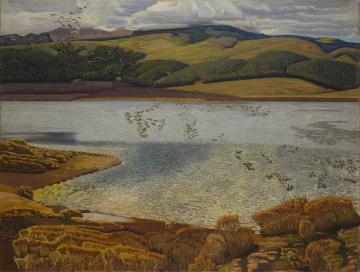 Mountain Lake (Eagle Nest)