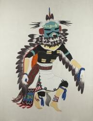 Eagle Kachina Dancer