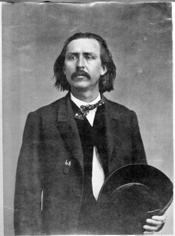 Colonel Adair, Cherokee