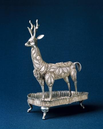 Sahumador in Form of Deer