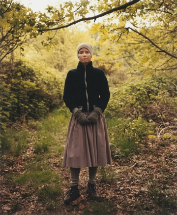 Pamela at Discovery Park, Seattle