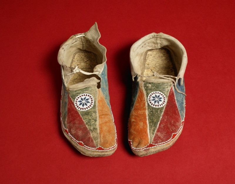 Ghost Dance Moccasins