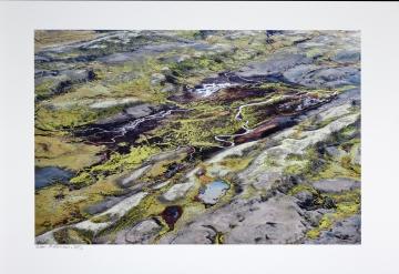 Rusty Dirt, Geldingafell, Iceland