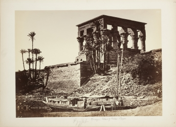 The Hypaethral Temple, Philae