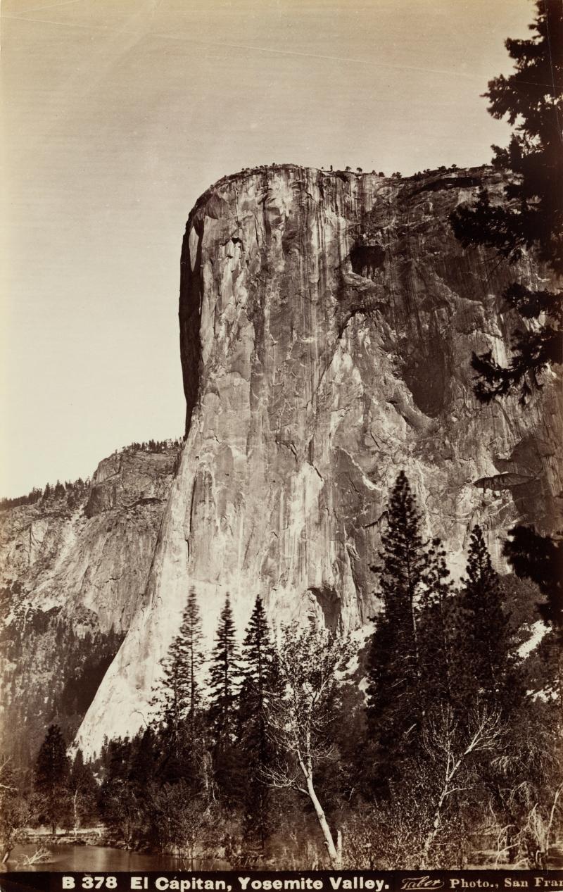 El Capitan, Yosemite Falls
