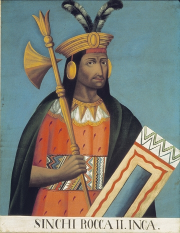 Sinchi Rocca II, Inca