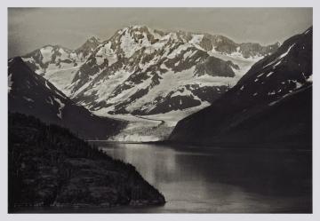 Surprise Glacier, Harriman Fjord, Prince William Sound, Alaska