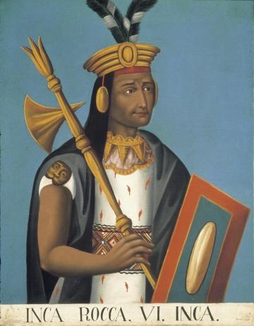 Inca Rocca, VI, Inca
