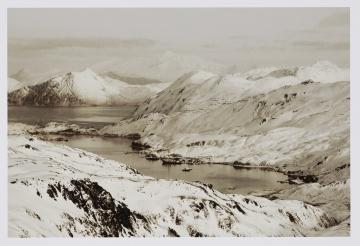 Captains Bay, Unalaska, Aleutian Islands, Alaska