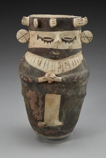 Human-form Jar