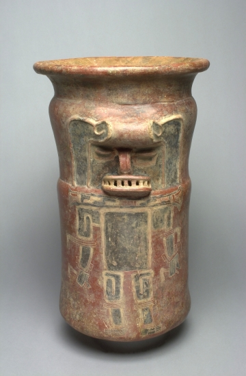 Large Urn with Human Imagery