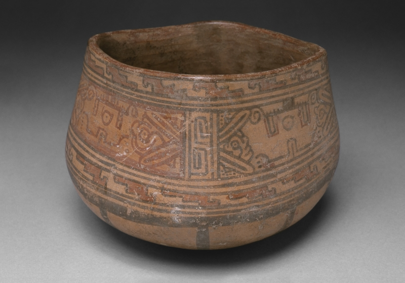 Square-necked Bowl