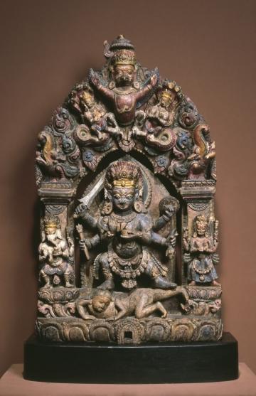 God of Terror (Bhairava)
