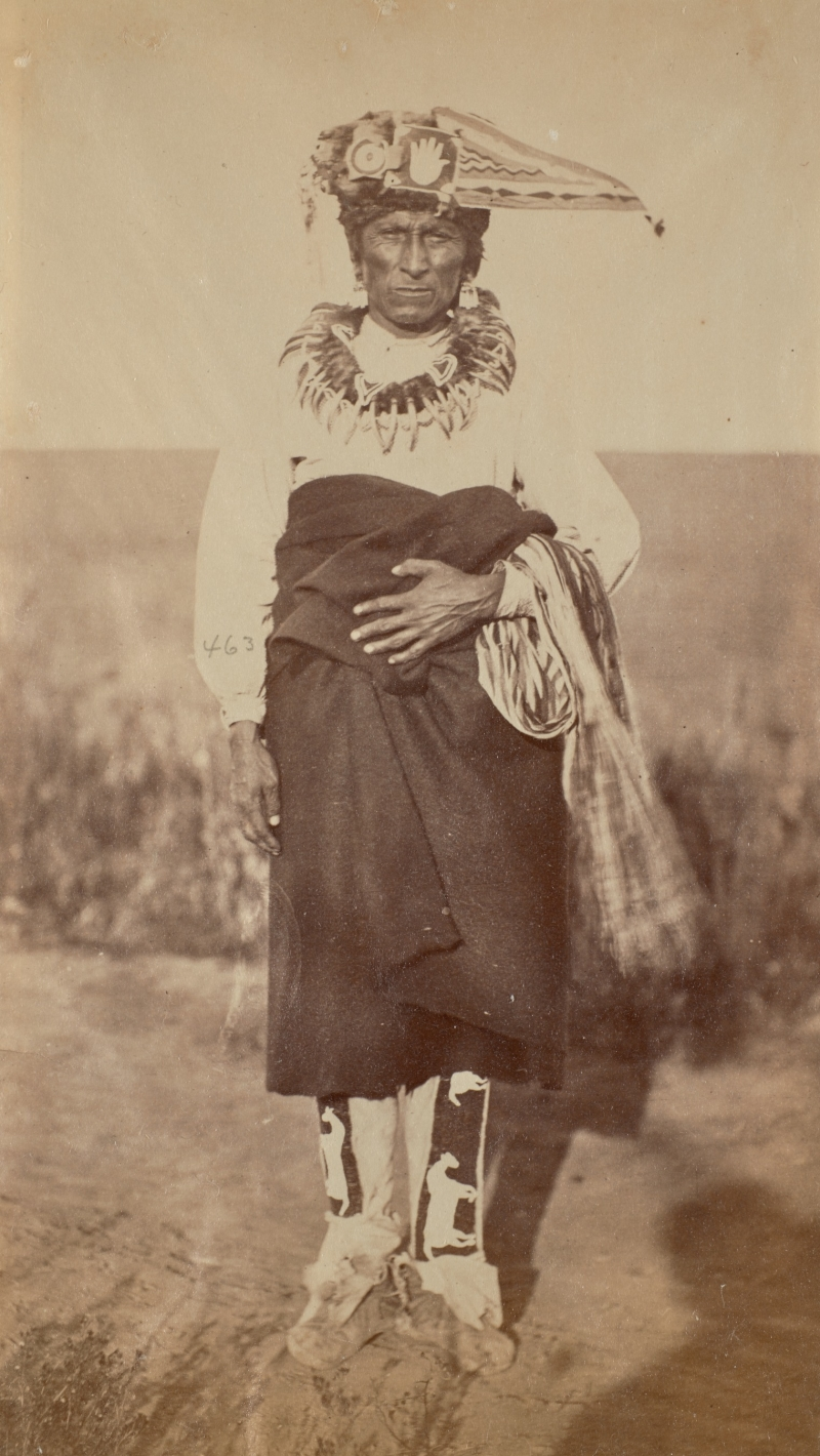 Gahhi'Ge (The Chief), Omaha