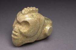Anthropomorphic Mace Head