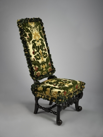 Early Baroque Side Chair