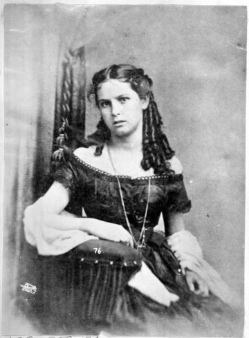 Annie Guy, Chickasaw