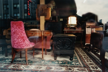 Store Window, Seattle