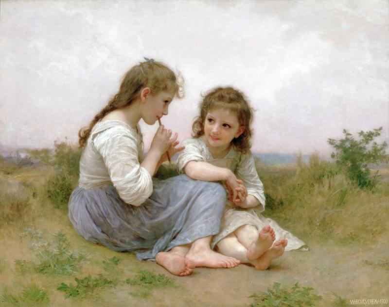 Childhood Idyll (Idylle Enfantine)