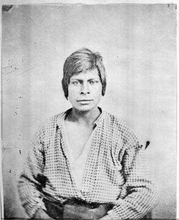 Young Man, Choctaw